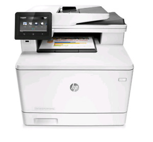 HP Colour LaserJet MFP M477fnw All-in-One Printer