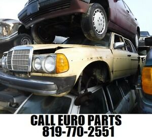 W123 | New & Used Car Parts & Accessories for Sale in