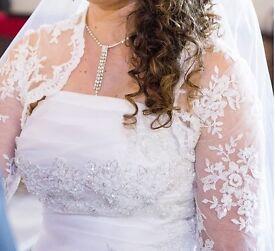 Wedding Dress size 8-12