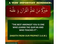 Free Quran/Qaida/Arabic class for Beginner sisters (females)