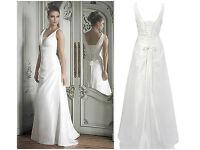 Beautiful ivory Wedding Dress, Size12