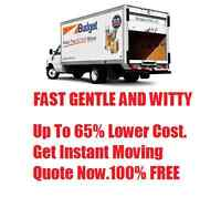 FAST GENTLE AND WITTY MOVERS