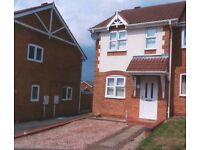 2 bed semi-detached house for long term let in Newhall, Swadlincote