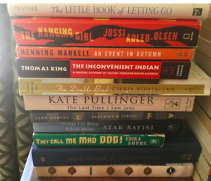 11 books for $7 Lot 3 of 5