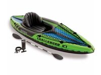 Inflatable Kayak - Brand New