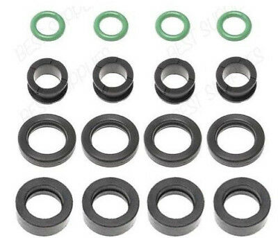 - FUEL INJECTOR REPAIR KIT GROMMETS O-RINGS SEALS FITS HONDA CIVIC (05-98)