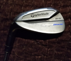 Taylormade Jetspeed 55 degree sand wedge lh, left handed