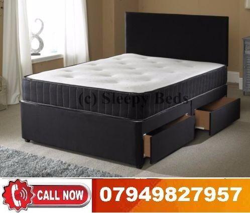 Amazing Offer Small Double Single Kingsize Base Beddingin Notting Hill, LondonGumtree - SELECT 1 CLASSIC DOUBLE bed Only 49SELECT 2 CLASSIC DOUBLE bed With 9 Sprung 89SELECT 3 CLASSIC DOUBLE bed With 10 Ortho 109SELECT 4 CLASSIC DOUBLE bed With 11 MEM FOAM 135