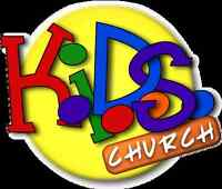 Kids church...WITH moms and dads
