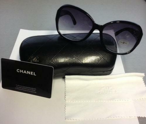 Free Scratch Cards >> New Authentic Chanel Sunglasses | eBay
