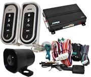 Remote Start Keyless Entry System