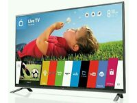 """LG 42"""" LED SMART TV WI-FI BUILT IN FREEVIEW FULL HD 1080P"""