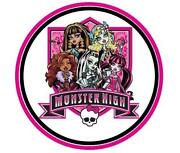 Monster High Cake Toppers