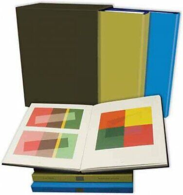 Interaction of Color : New Complete Edition, Hardcover by Albers, Josef, Bran...