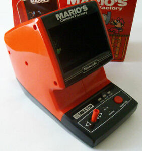 Wanted To Buy Tabletop Arcade Games