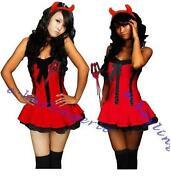 Sexy Devil Costume