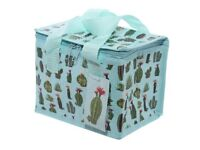 Picnic- Adult or Children Lunch box - Cool / Insulated Woven Lunch Box FREE P&P