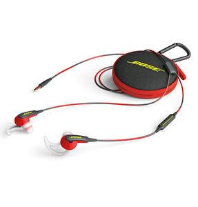 3935bb659ea Bose 7417760040 In-ear Headphones - Power Red for sale online | eBay
