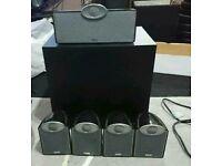 Tannoy surround sound speakers sfx 5.1