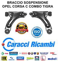 22781 BRACCIO TRAPEZIO SOSPENSIONE SINISTRO OPEL CORSA C DAL 09//2000 AL 2006