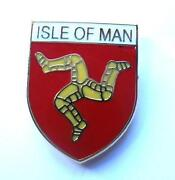 Isle of Man Badge