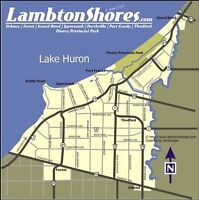 Make Money this Weekend in Lambton Shores!