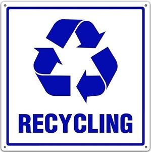 Commercial Curbside Large Recycling Bin/Container on Wheels