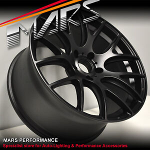 MARS JL 19 inch Concave Stag Wheels Holden HSV Commodore VE VF VY VZ Sedan UTE
