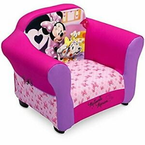 NEW Delta Children Product Minnie Mouse Toddler Arm Chair Cover