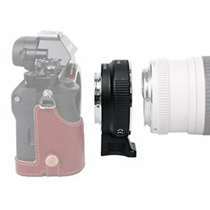 Canon to Sony Camera lens adapter (EF - E mount)