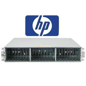 NEW HP 24-BAY SMART ARRAY CHASSIS 582939-001 213664306 DRIVE STORAGE ENCLOSURE 6G WITH MIDPLANE
