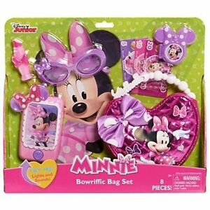 NEW: Disney Minnie Bow-rific Bag Set