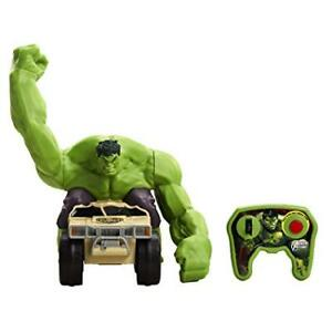 Avengers: XPV Marvel-RC Hulk Smash Toy Vehicle