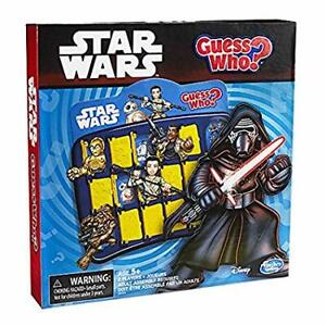 Star Wars Guess Who? (Game) (Brand New)