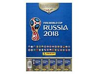 Panini Russia World Cup Stickers- for swaps
