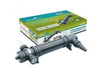 All Pond Solutions CUV-1** Sterilisers (CUV-136 - 36w)