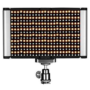 Neewer LED Video Light - Dimmable Bi-Color LED Panel