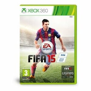FIFA 15    FOR   XBOX 360 GAMES