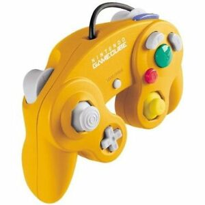 2 OFFICIAL GAMECUBE CONTROLLERS FOR SALE