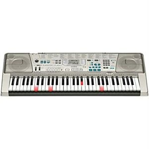Casio LK300TV 61 Key Lighted Keyboard w/USB and TV Outputs