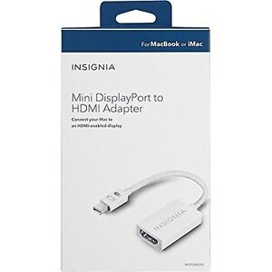 Original Insignia Apple Display connector for sale!