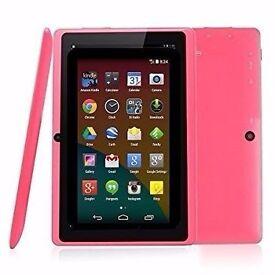 BTC Flame UK Quad Core tablet