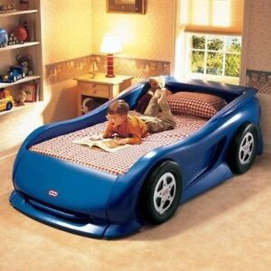 Little Tikes Sports Car Bed