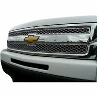 Insertion de grille chrome Silverado 1500 07-13