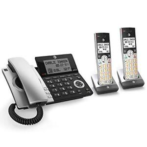 Phone Caller ID & Answering Machine AT&T 3 Handset