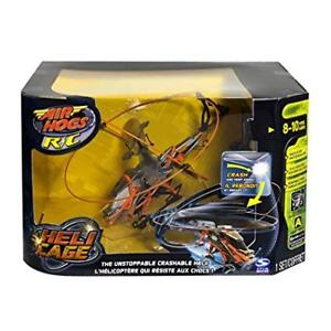 Airhogs Remote Control R/C Heli Cage Helicopter BRAND NEW