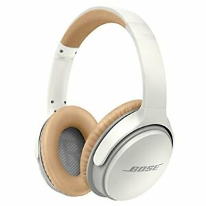 Bose Soundlink Around-Ear Wireless Headphone II  White