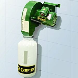 Craftex Wall Mount 1HP Dust Collector