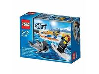 LEGO City Coast Guard 60011: Surfer Rescue. New and unopened