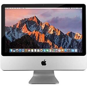 Refurbished iMac 1224, 8GB Memory, 500GB HDD, CAMERA, DVDRW